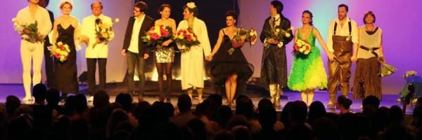 Vzpomínka na skvělou premiéru opery Platée J.P.Rameaua na jubilejním 10. ročníku Znojemského festivalu. Czech Ensemble Baroque, dir Roman Válek