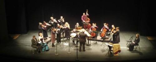 Antonio Vivaldi: kantáta Gloria e Imeneo pro dva alty. Soli Markéta Cukrová a Jan Kullman. Belgický orchestr Les Muffatti diriguje Peter van Heyghen